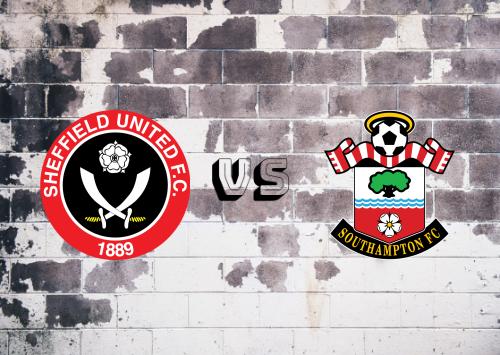 Sheffield United vs Southampton  Resumen y goles