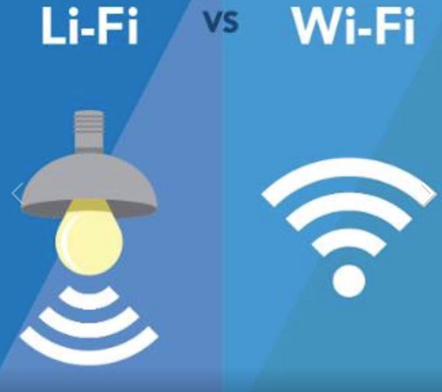 تعريف والفرق بين تقنية Li-Fi وتقنية WiFi   @abtakitv