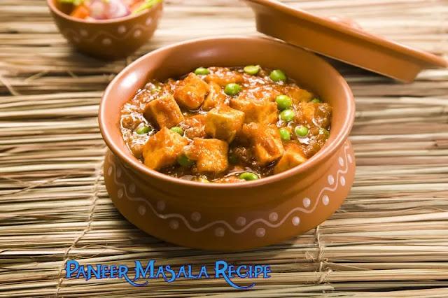 Delicious Paneer Masala Recipe at Home