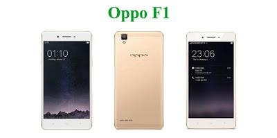 harga baru Oppo F1, harga bekas Oppo F1, spesifikasi lengkap Oppo F1