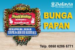 Toko Bunga Papan di Bekasi