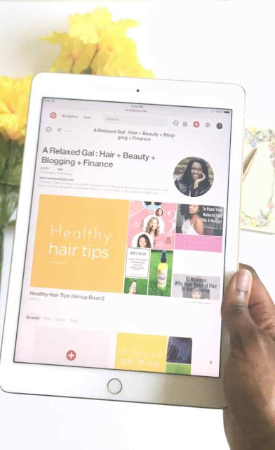How To Make Your Blog Pinterest Friendly | A Relaxed Gal