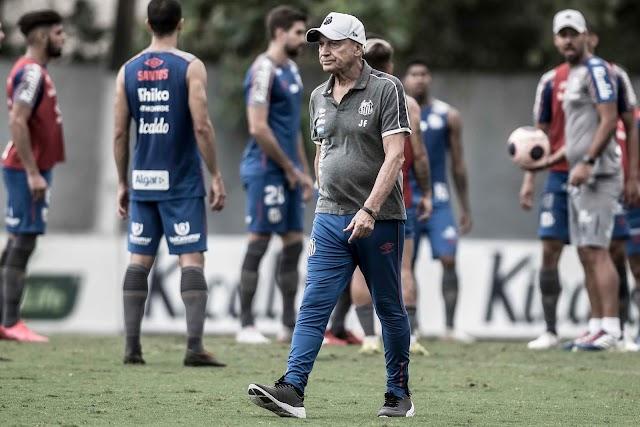 Jesualdo Ferreira é demitido do Santos em nova trapalhada da diretoria