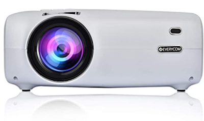 Everycom X8 Native Home Theatre LED Projector