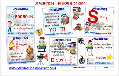 Jeroglífico, Jeroglíficos escolares, Jeroglíficos con solución, Jeroglíficos para estudiantes, Retos matemáticos, Desafíos matemáticos, Problemas matemáticos