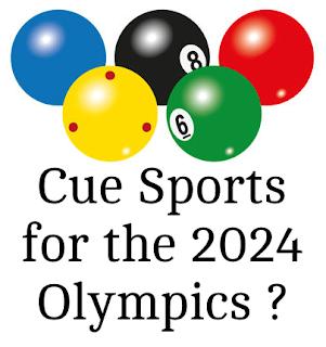 Olympics 2024 Billiard Sports