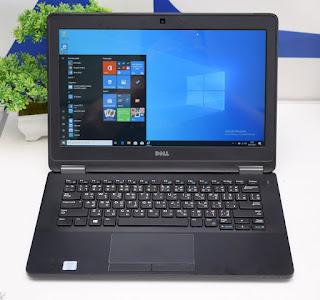 Laptop Dell Latitude E7270 - Spek TInggi