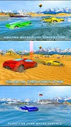 Water Surfer Floating Car Games Free Download 100%