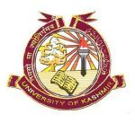 University of Kashmir Recruitment – RA, Jr. Research / Project Fellow, Technical Assistant Vacancies – Last Date 26 May 2018
