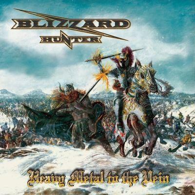 Blizzard Hunter - Heavy Metal to the Vein (album)