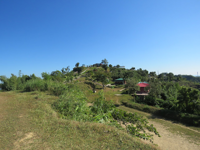 Nilgiri Hill Resort from Helipad