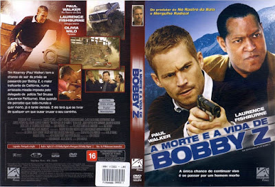 Filme A Morte e a Vida de Bobby Z (The Death and Life of Bobby Z) DVD Capa