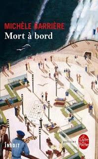 Vie quotidienne de FLaure : Mort à bord par BARRIERE Michèle