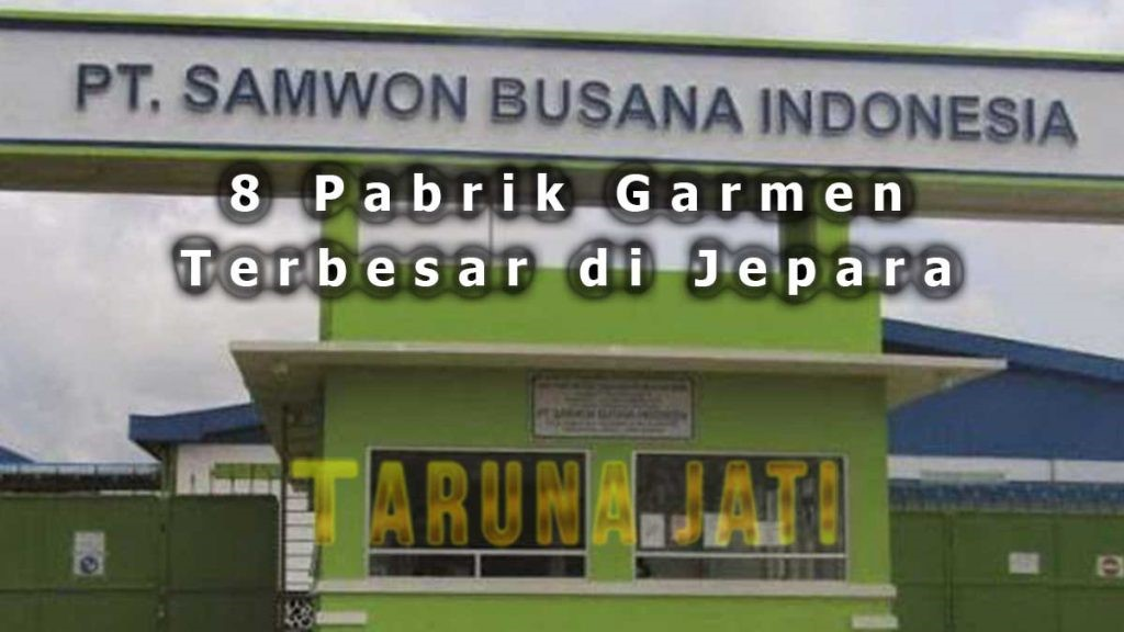 PT. Samwon Busana Indonesia Jepara