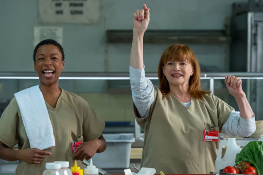 Cuarta temporada de 'Orange is the New Black'