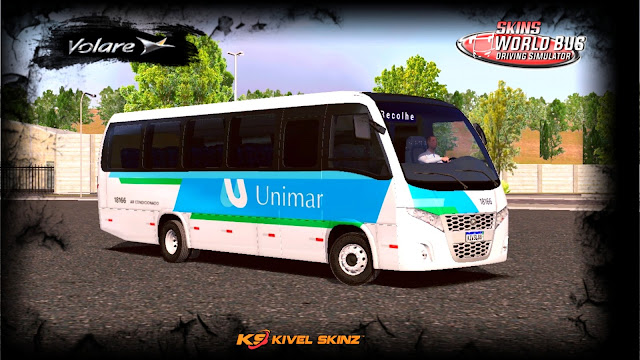 VOLARE W9 FLY - VIAÇÃO UNIMAR SERVICE LOG