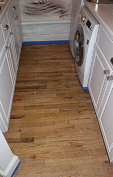 Dustless Hardwood Floor Sanding NY