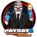تحميل لعبة PAYDAY 2-Crimewave Edition لجهاز ps4
