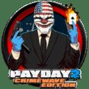 تحميل لعبة PAYDAY 2-Crimewave Edition لجهاز ps4