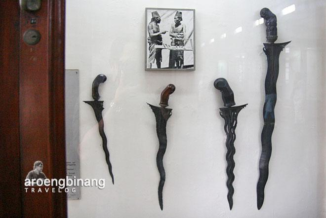 museum nasional indonesia keris