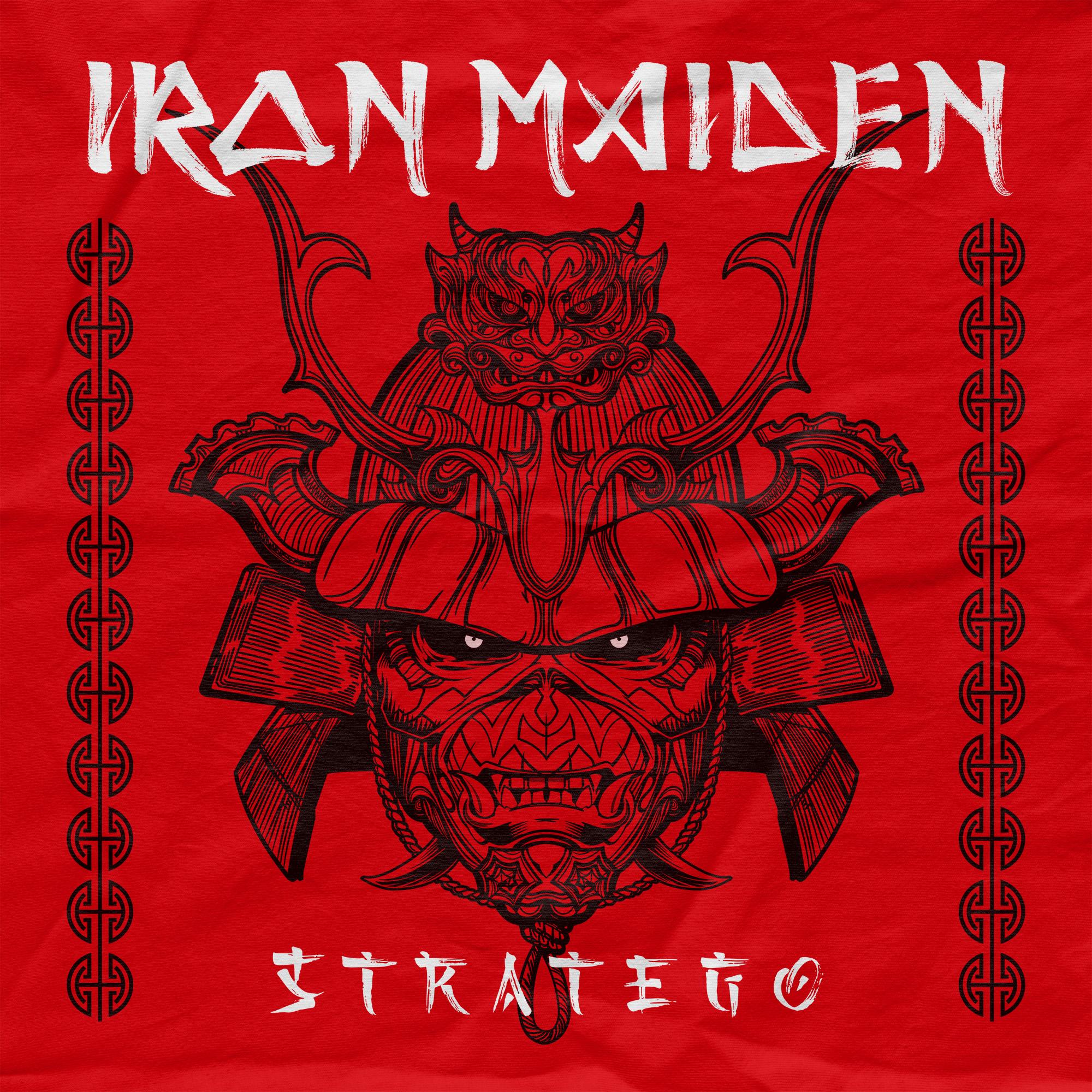 Iron Maiden lança o novo single