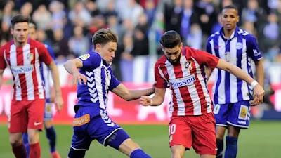 أتلتيكو مدريد ضد ألافيس