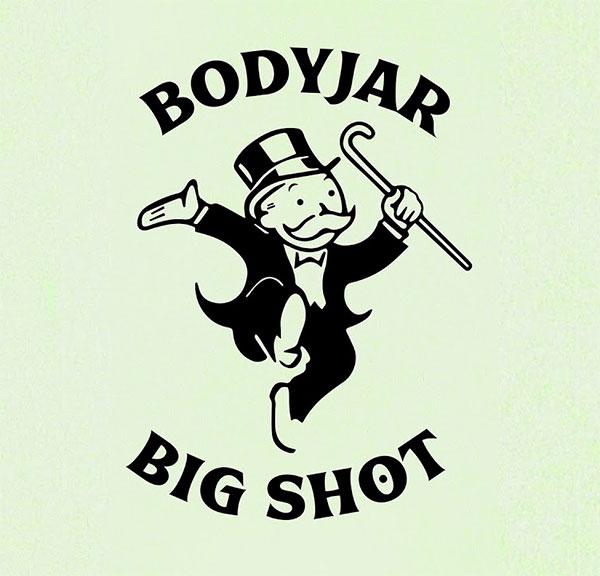 "Bodyjar stream new song ""Big Shot"""