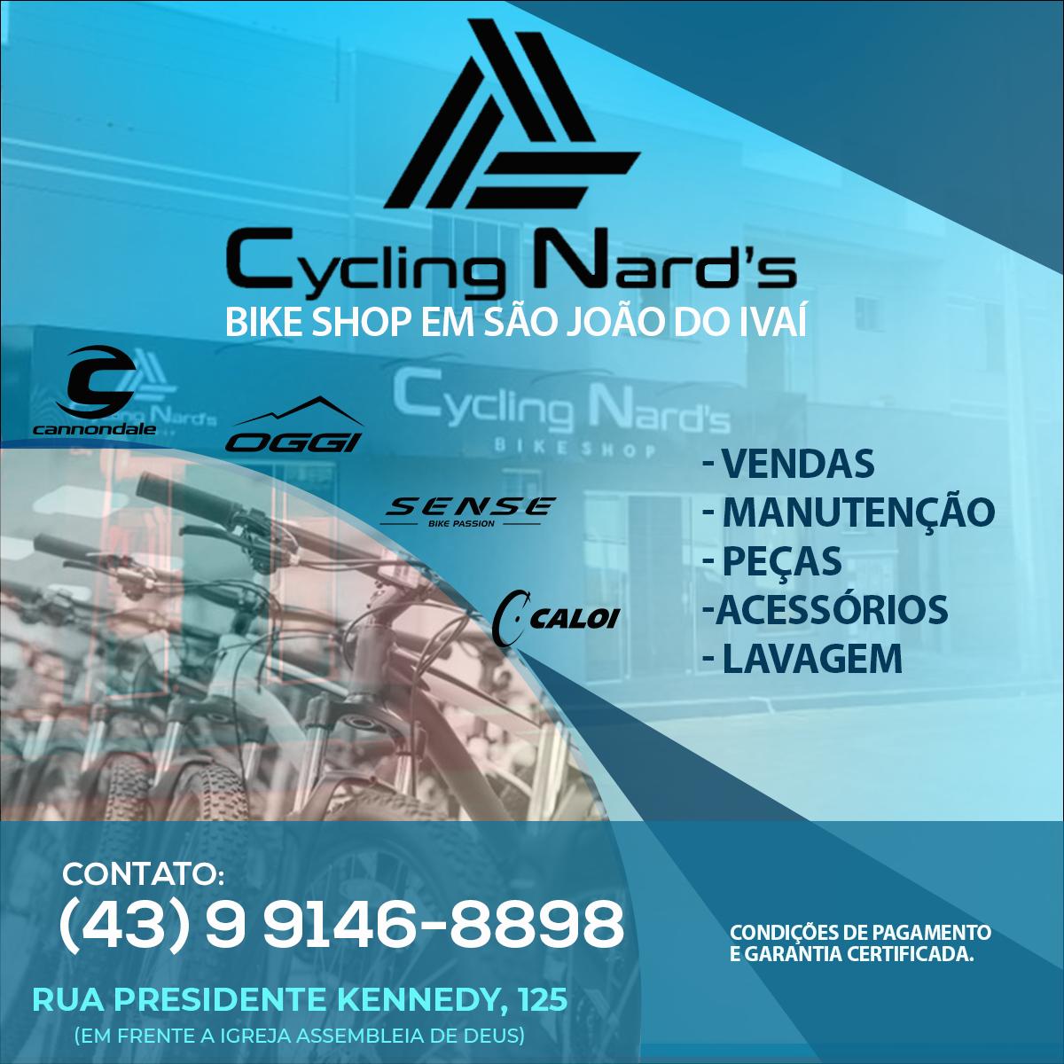 CYCLING NARDS