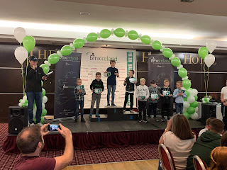 belfast city bmx club at 2019 bmx ireland awards