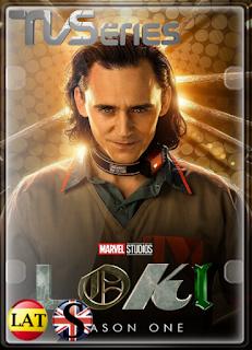 Loki (Temporada 1) WEB-DL 1080P LATINO/INGLES