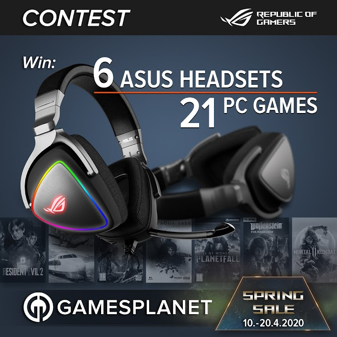 Sorteio De Headsets / Headphones e Games!