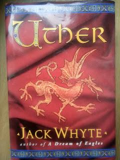 Reseña de Uther de Jack Whyte