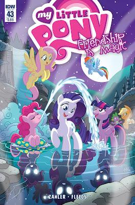 Friendship is Magic 43 Regular Cover