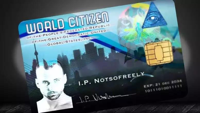 """""""Η Κάρτα του Παγκόσμιου Πολίτη"""": Μια κάρτα για όλους"""