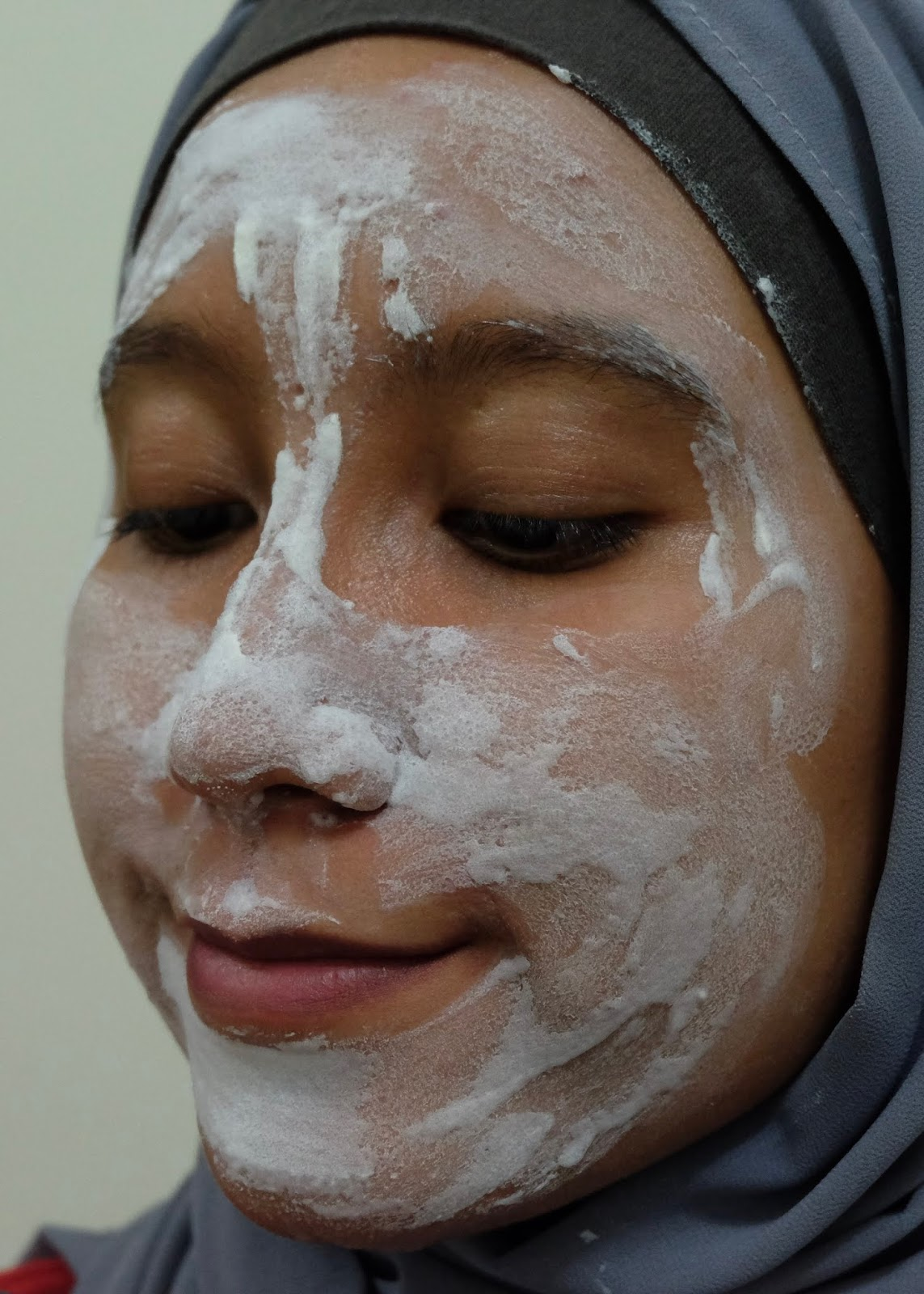 Althea Milk Peel Cream Mask Curitan Aqalili
