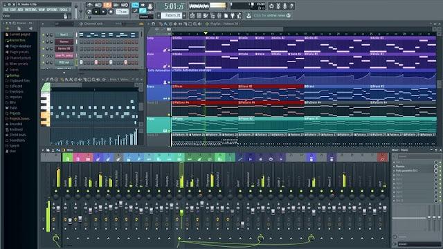 Download FL Studio Producer Edition 20 Full Version Terbaru 2021 Free Download
