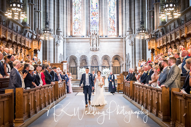 Glasgow University Wedding Photography