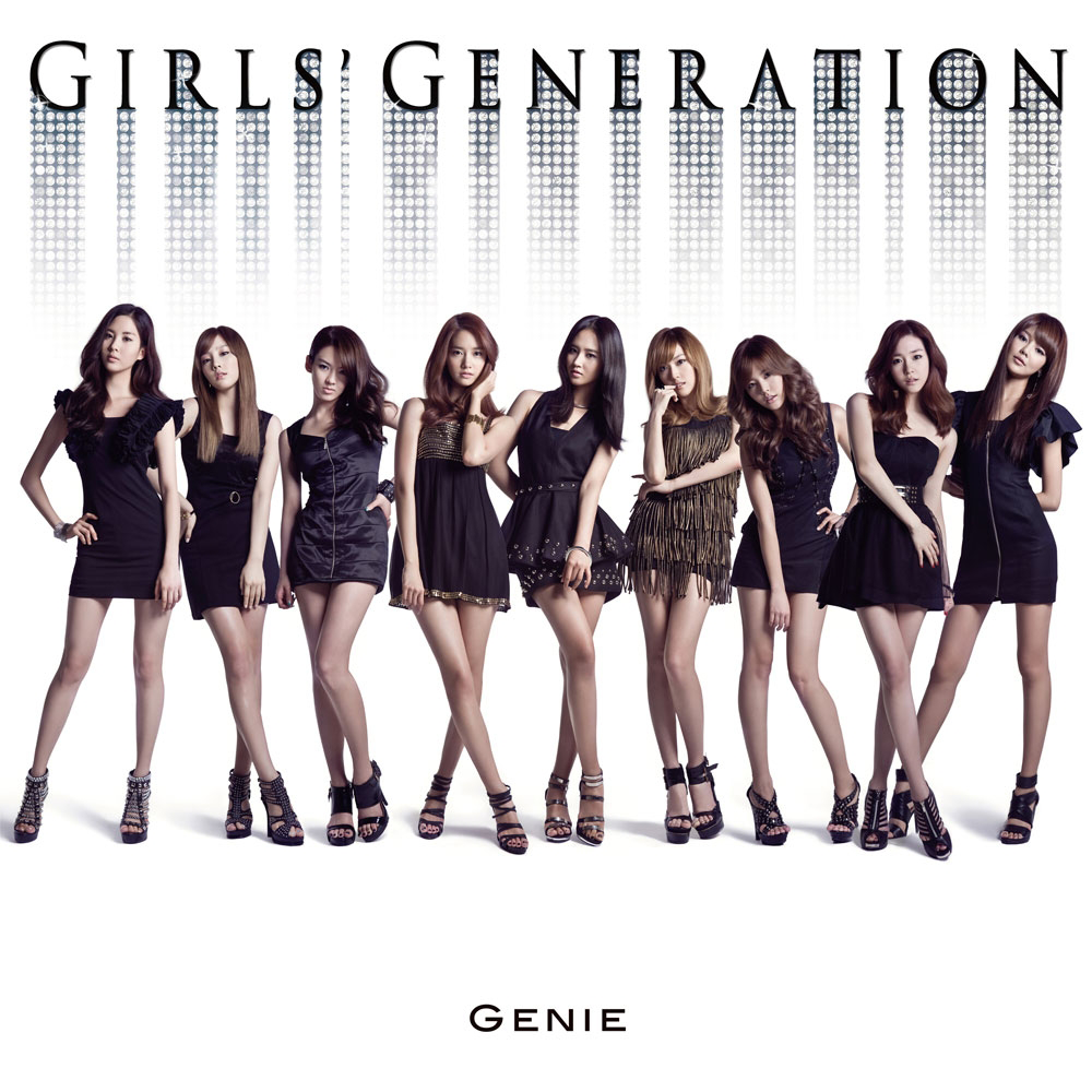 [Single] Girls' Generation – GENIE (Japanese) (FLAC)