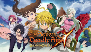 تحميل لعبة The Seven Deadly Sins للاندرويد آخر اصدار