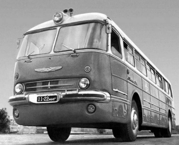 The Retro Bus Ikarus 55 | The Hungarian High-Floor coach