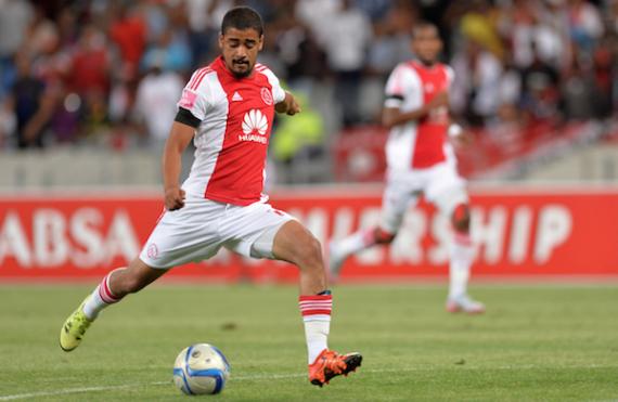 Ajax Cape Town defender Abbubaker Mobara
