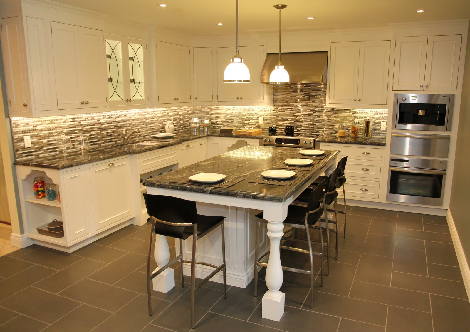 Monarch Kitchen Island Lg Appliances And Bath Centre Function Beauty Making