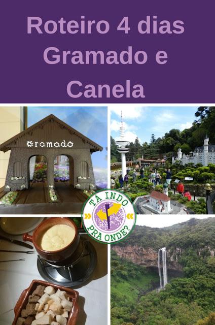 Roteiro 4 dias em Gramado e Canela com blogueiros de viagem!