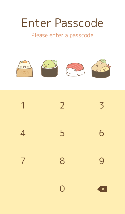 Sumikko Gurashi: Sushi Party
