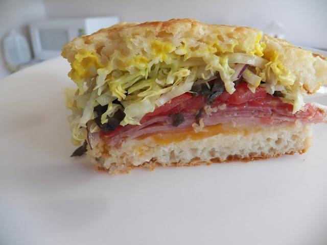 Schlotzky Style Sandwich