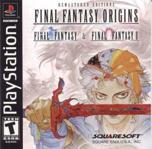 Download  Final Fantasy Origins - Torrent (Ps1)