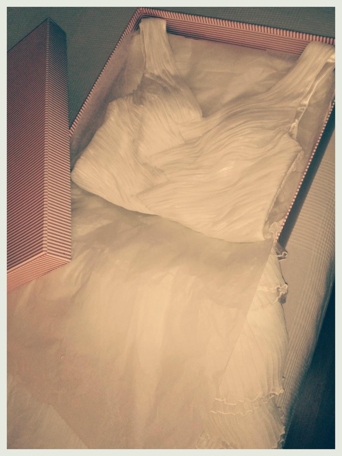 Sentidos y sinsentidos: Cosas prácticas: Lavar el vestido de novia ...