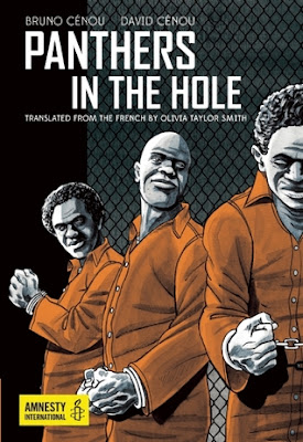 Panthers in the Hole, Bruno Cenou, David Cenou, Olivia Taylor Smith, Book Review, InToriLex