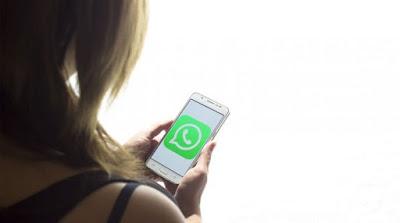 whatsapp मे blank text कैसे भेजे