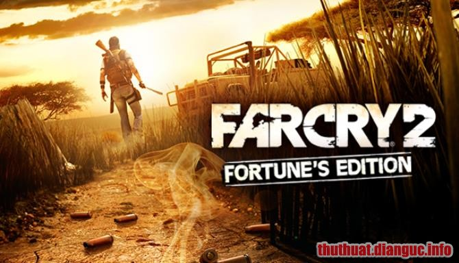 Download Game Far Cry 2: Fortune's Edition Full Crack
